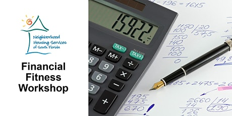 Financial Fitness Workshop 10/6/21 (English) Tickets