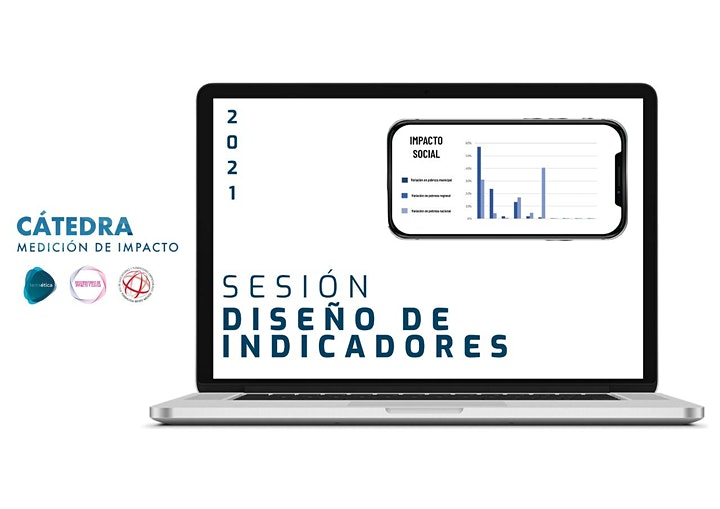 Imagen de Sesión 2. Cátedra de Medición de impacto: Diseño de indicadores