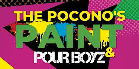 Pocono's Paint & Pour Event tickets