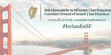 IrelandinSF Speaker Series: Richard Hogan tickets