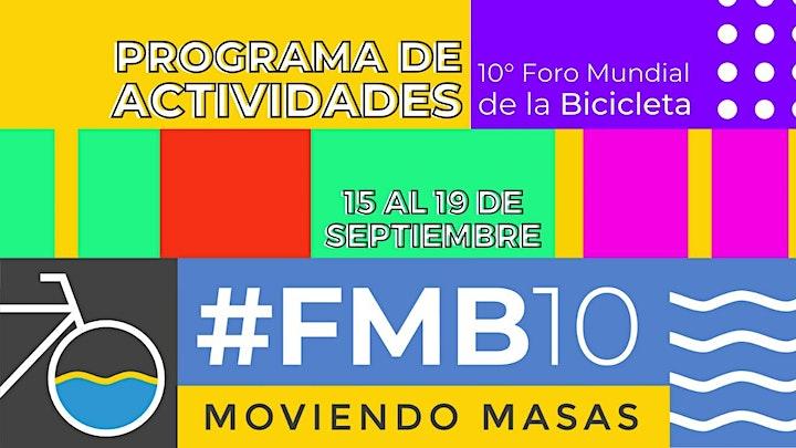 Imagen de Foro Mundial de la Bicicleta - Rosario, Argentina - 15 al 19 de Septiembre