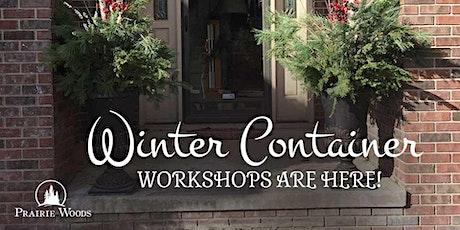 Winter Container Workshop 2021 tickets