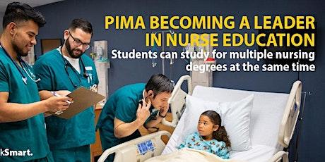 PCC Associates Degree in Nursing (ADN/RN) Information Session tickets