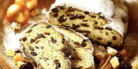 Traditional European Holiday Baking tickets