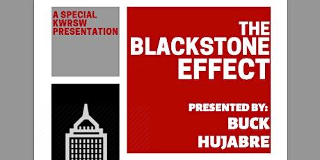 The Blackstone Effect tickets