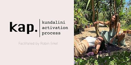 KAP Kundalini Activation Process in Amsterdam by Robin Erkel tickets