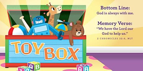 MidNaz Kids PRESCHOOL Church Registration tickets