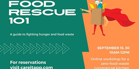 Food Rescue 101 tickets