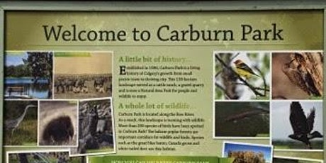 Guided Bird Walk @ Carburn Park (Riverview Drive SE) tickets