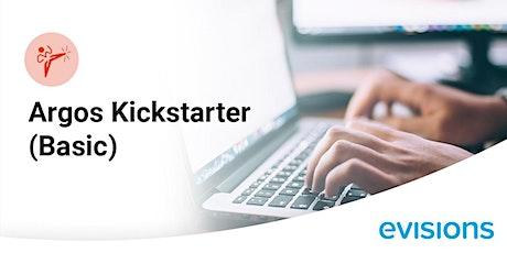 Argos Kickstarter (Basic) tickets
