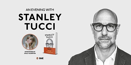 The London Palladium: An Evening with Stanley Tucci tickets