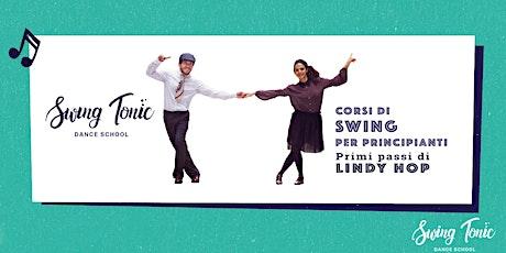 Corsi di swing al Vomero. Swing Tonic Open Days. Principianti e non biglietti
