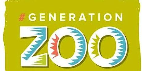 Generation Zoo/Create Little Rock Meet-n-Greet tickets