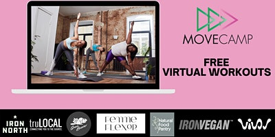 MoveCamp Virtual Movement Sessions – Fall Series