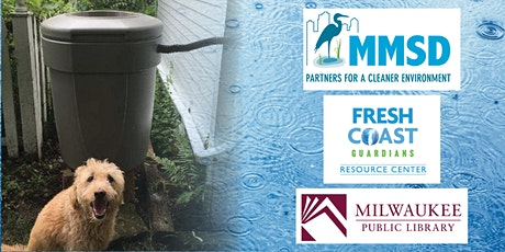 Rain Barrel Workshop with Clean Wisconsin and MMSD tickets