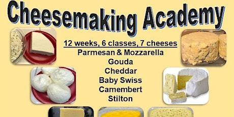 Cheesemaking Academy entradas