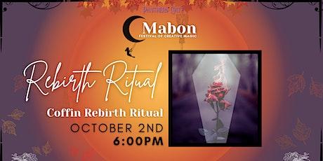 Coffin Rebirth Ritual: Part One tickets