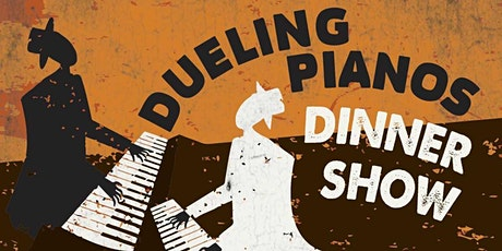 Friday Dueling Piano Dinner Experience & Happy Hour tickets