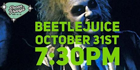 Movie Night Beetlejuice tickets