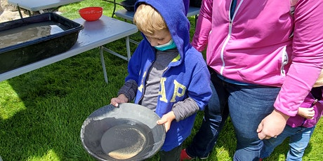 Family Event--Gold Panning tickets