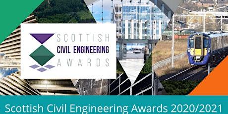 Scottish Civil Engineering Awards 2020 - 2021 tickets