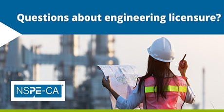 Q&A with the Board for Professional Engineers, Land Surveyors & Geologists tickets