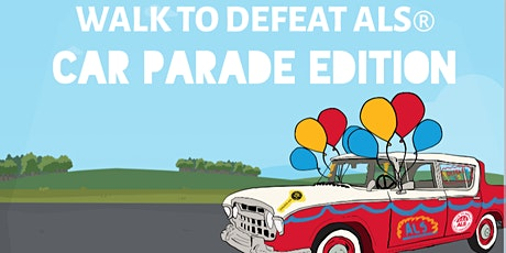 2021 Utah Walk to Defeat ALS - Car Parade tickets