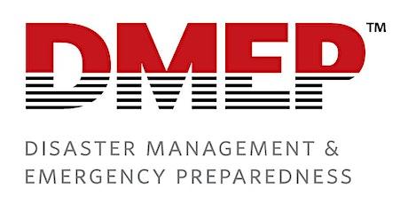 Disaster Management & Emergency Preparedness tickets