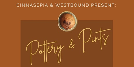 Pottery & Pints at Westbound! tickets