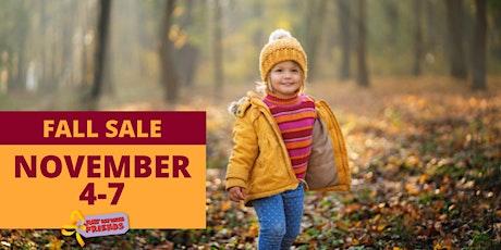 Huge Kids Consignment Pop-Up Shop! JBF Bellingham Fall 2021 tickets