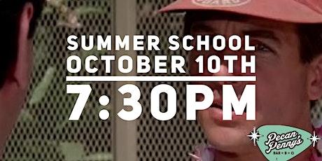 Movie Night : Summer School tickets