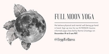 Trauma-Informed Full Moon Yoga tickets