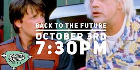Movie Night: Back to the Future tickets