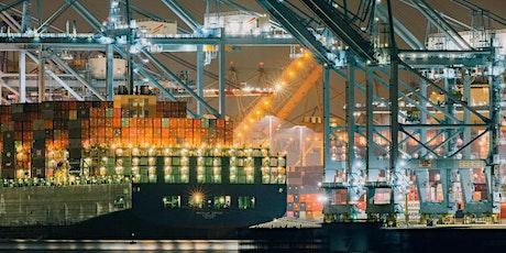 Netting Zero: Transport and Logistics for a Post-Covid, Net-Zero World tickets