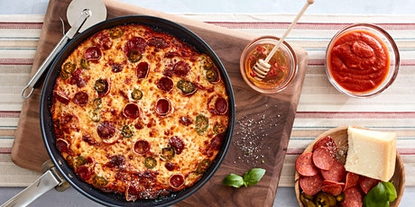 Pepperoni Pizza Caliente Cooking Class tickets
