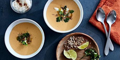 Fall Thai Soup Cooking Class billets