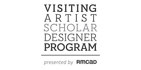 VIRTUAL VASD Program ATTENTION Series Designer Talk - Jill Magid tickets