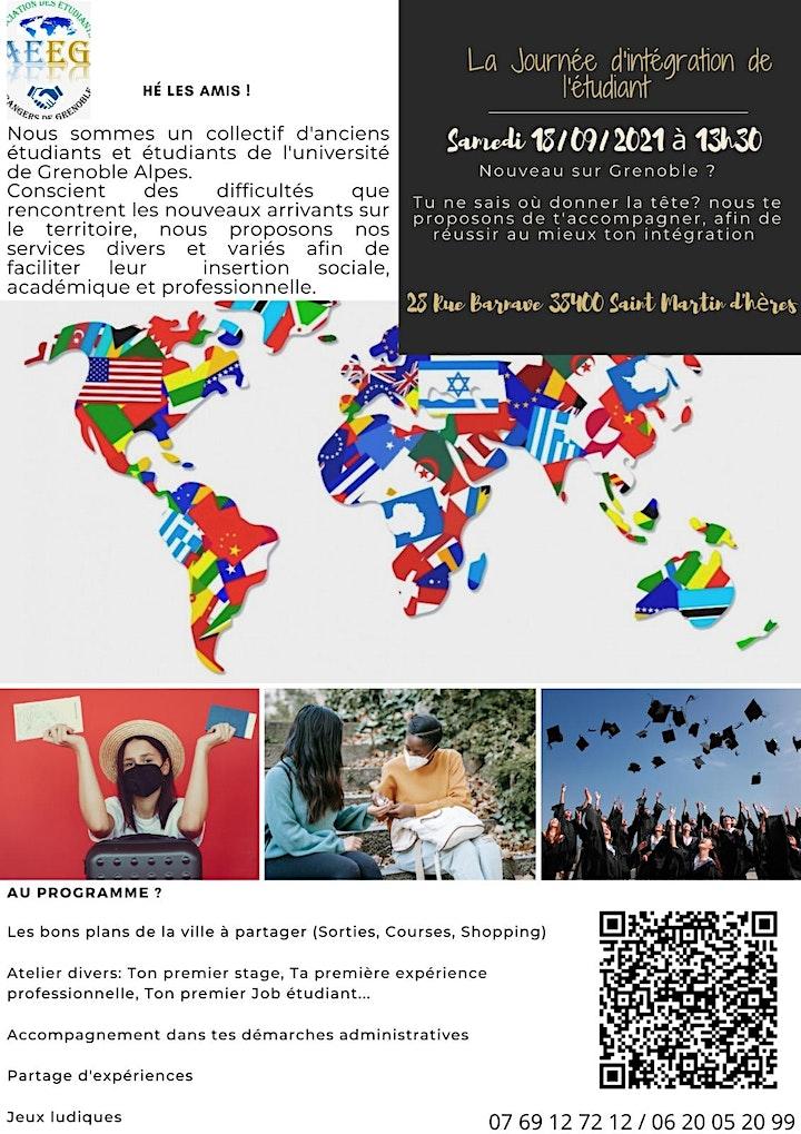 Image pour Journée d'intégration