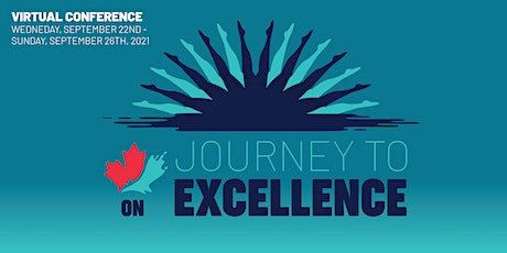Journey to Excellence 2021 tickets