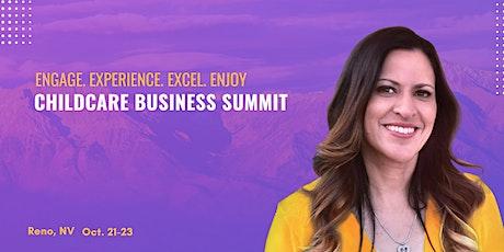 Childcare Business Summit tickets