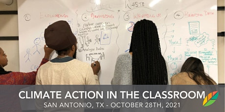 EcoRise: Climate Action in the Classroom: San Antonio tickets