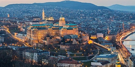 Budapest Limited Series: Buda Castle Quarter by Night tickets
