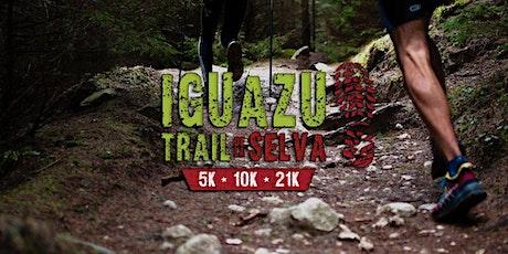 Iguazú Trail #cataratasday entradas
