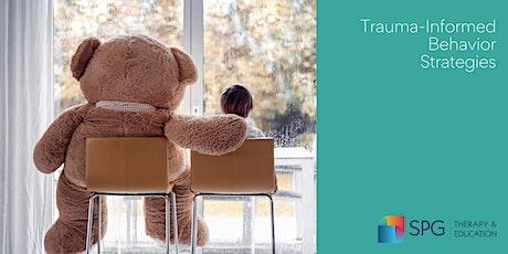 Trauma-Informed Behavior Strategies: RBT Free Trainings tickets