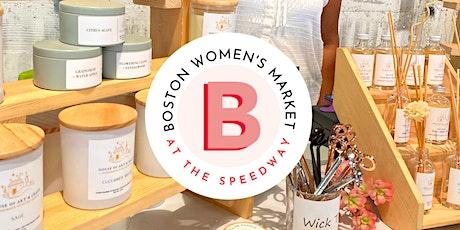 Boston Women's Market at The Speedway tickets
