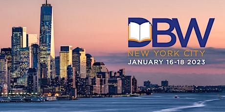 Digital Book World 2023: Return to NYC tickets