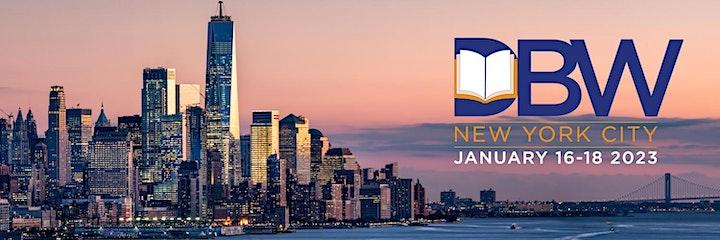 Digital Book World 2023: Return to NYC image