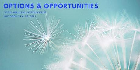 Options & Opportunities Webinar Series tickets