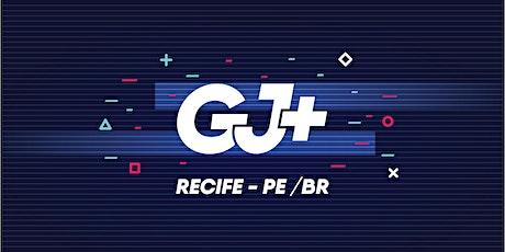 Recife - GJ+ 21/22 ingressos