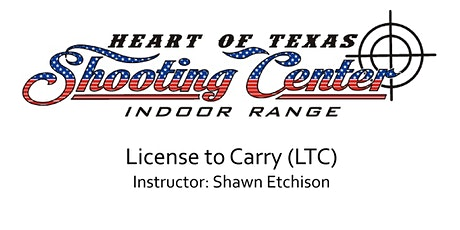 License to Carry (LTC) Class tickets